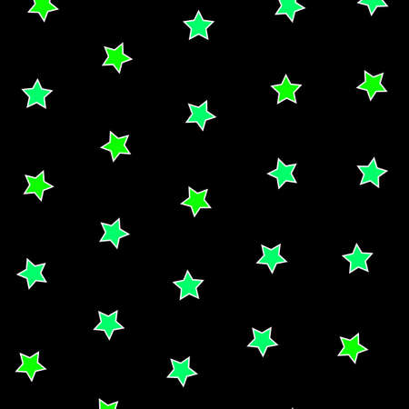 Star texture with multiple particles for high definition design
