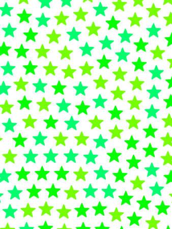 Star background containing random particles for xmas design