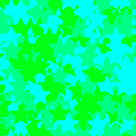 containing: Star template containing random particles for new year illustration
