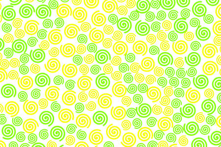Chaotic pattern containing multiple shapes for high definition illustration. Stock Photo
