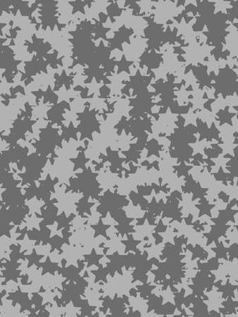 Irregular background with many particles . xmas design Stock Photo