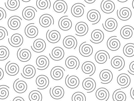Chaotic texture with random shapes for your modern illustration. Foto de archivo