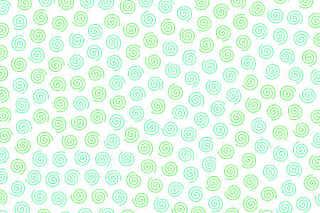 Curl pattern containing multiple particles for your modern illustration. 写真素材