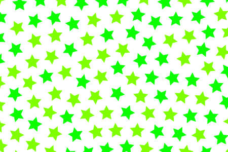 Star pattern containing multiple particles . high definition design
