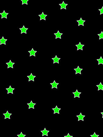Star background containing random shapes for your new year illustration