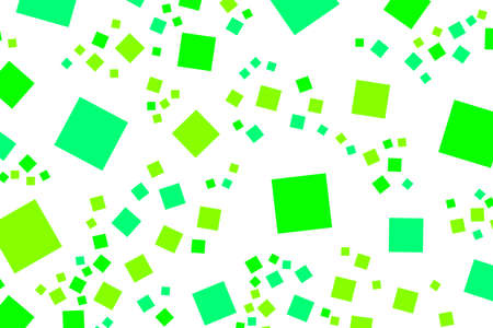 Abstract background with flat tiles. Pattern for student concept.