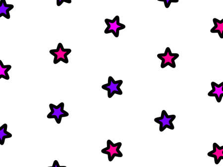 Star background containing random particles for your new year backdrop Foto de archivo