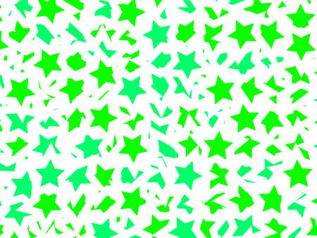 Star background based on random particles . xmas design Stock Photo
