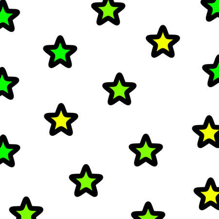 Irregular pattern containing many shapes for xmas concept Stock Photo