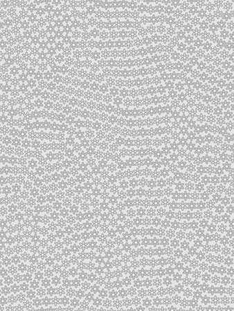 Geometric mead with random compositae. Liking backdrop.