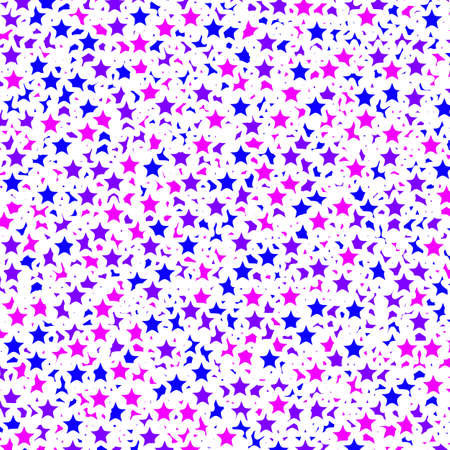Abstract pattern with many shapes for your high definition illustration