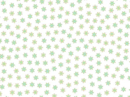 Spring grassplot comprising blooming gerbera. Dearness concept.