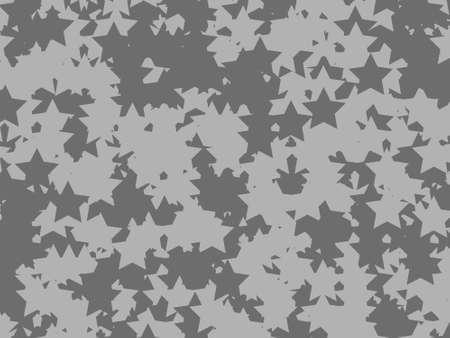 Star texture with random particles . modern illustration Archivio Fotografico - 117210737