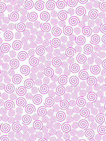 Helix pattern with multiple elements for modern concept.