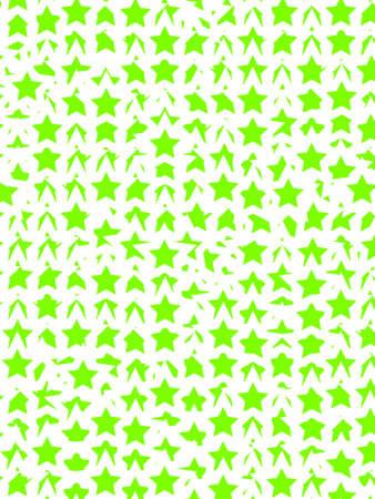 Irregular template containing random particles for xmas design Archivio Fotografico - 117022171