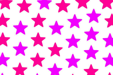 Star background based on many shapes for your christmas design Stock Photo