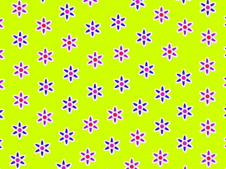 Irregular breakthrough and blossoming chamomile. Banner design. Фото со стока