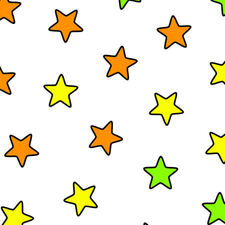Star background based on many shapes for your new year backdrop Archivio Fotografico - 118496706