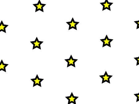 Star texture containing many shapes . xmas decoration Stock Photo