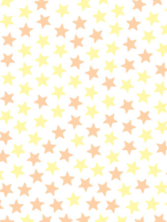 Star pattern with multiple particles . high definition decoration Stockfoto