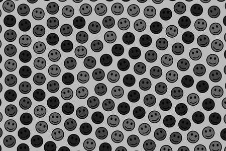 Grey emotion icons