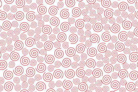 Curl background containing random particles for your modern illustration.