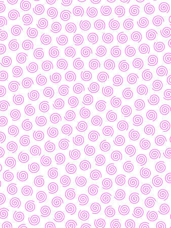 Spiral background with random shapes for your high resolution design.