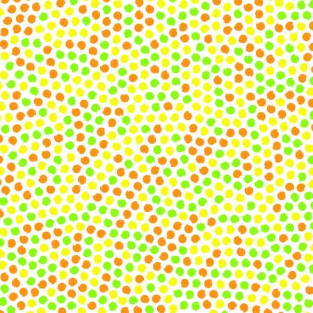 Irregular background containing random shapes for modern illustration.