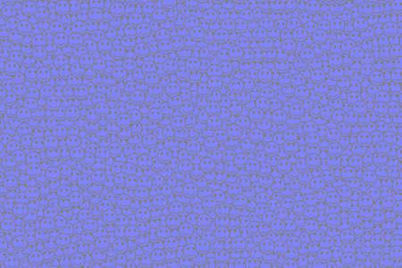 Web design. Geometric texture. Gathering including random faces.