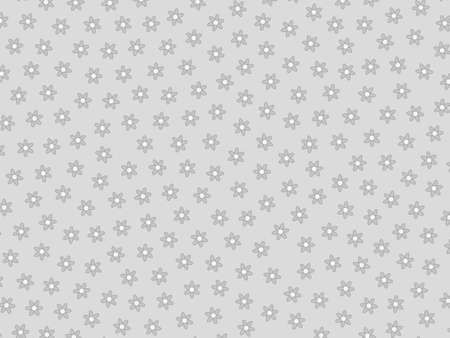 Holiday pattern comprising random tripleurospermum. Amour decoration.