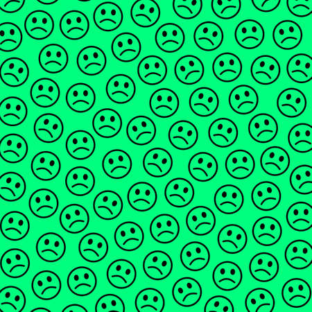 System illustration. Creative pattern. Association comprising comic feelings. 写真素材