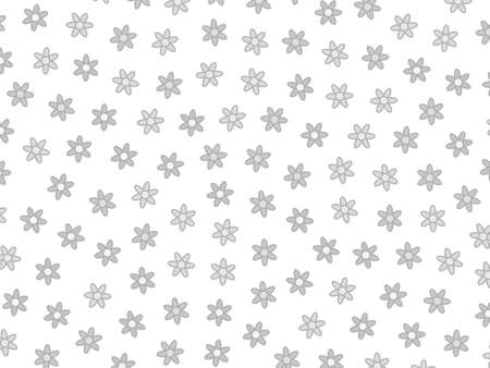 Abstract backdrounds containing blossoming osteospermum. Amour backdrop.