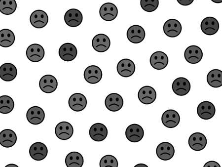 System theme. High definition backdrounds. Assembly containing random faces.