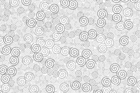 Abstract pattern containing random shapes for high definition concept.