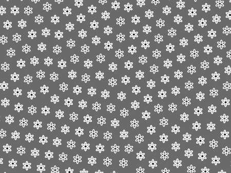 Beautiful meadow based on multiple asteraceae. Banner backdrop.