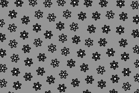 Abstract lea comprising random aster. Feeling concept. Stock fotó