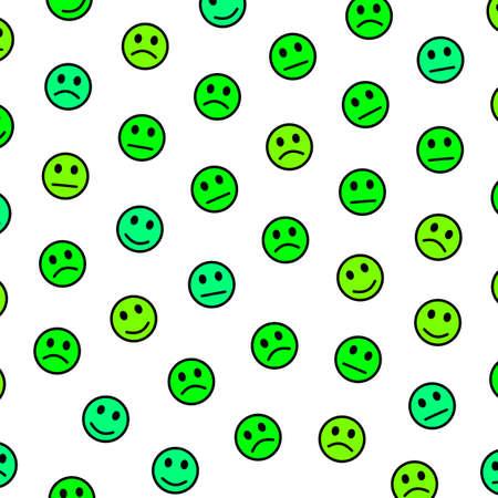 Web backdrop. Irregular pattern. Institute based on multiple shapes.