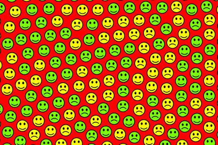 Network design. Geometric pattern. Assembly comprising random feelings.