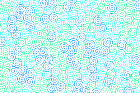 Spiral texture containing multiple elements for your high resolution illustration.