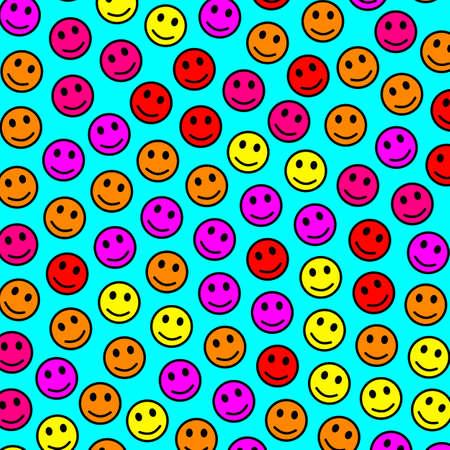Messenger backdrop. Irregular texture. Institution based on smart smileys.