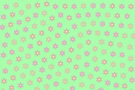 Flat sward comprising blossoming doronicum. Tenderness backdrop. 스톡 콘텐츠