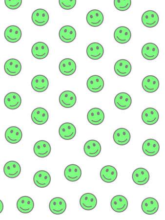 Life theme. Irregular pattern. Fellowship based on comic feelings. Imagens - 128410855
