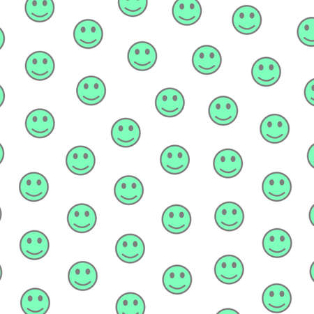 Entertainment backdrop. High definition template. Company composed of smart smileys.