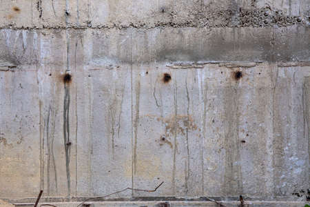 skewbald: Old plaster walls spotted with stains