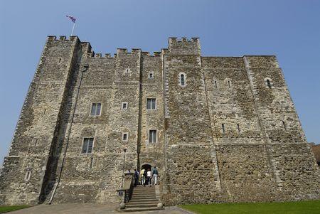 dover: Castle in Dover, England