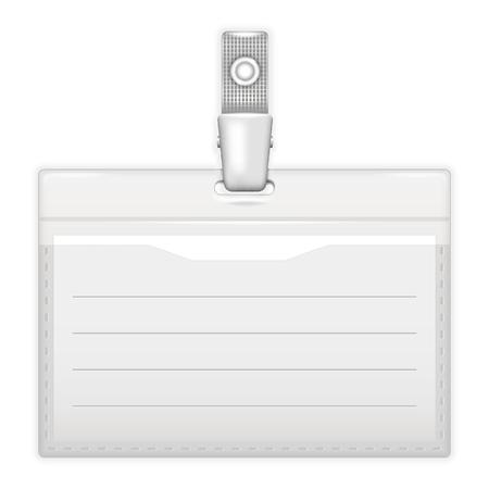 cardholder: ID holder or card name over white
