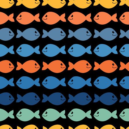 pez abstracto: Color pattern.Background.Wallpaper resumen de pescado