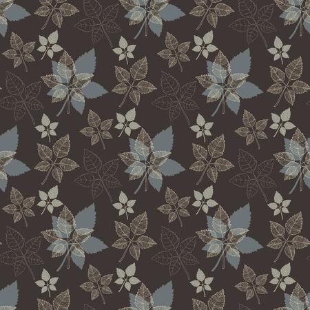 hojas de oto�o cayendo: Patr�n transparente de primavera .Grey hoja, hoja abstracta, ca�da de la hoja, la defoliaci�n, hojas de oto�o, las hojas que caen