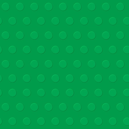 constructor: Vector realistic constructor  green  texture , template seamless pattern with shadow