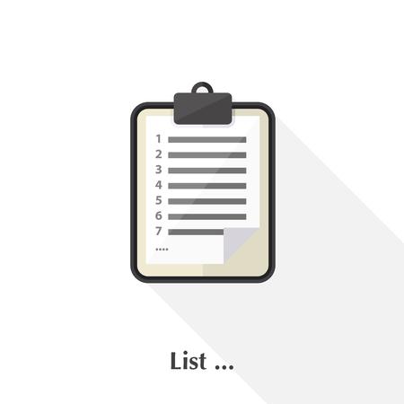 plane table: Signo plancheta vector, icono, pictograma aislado en un fondo blanco con el texto en estilo plano